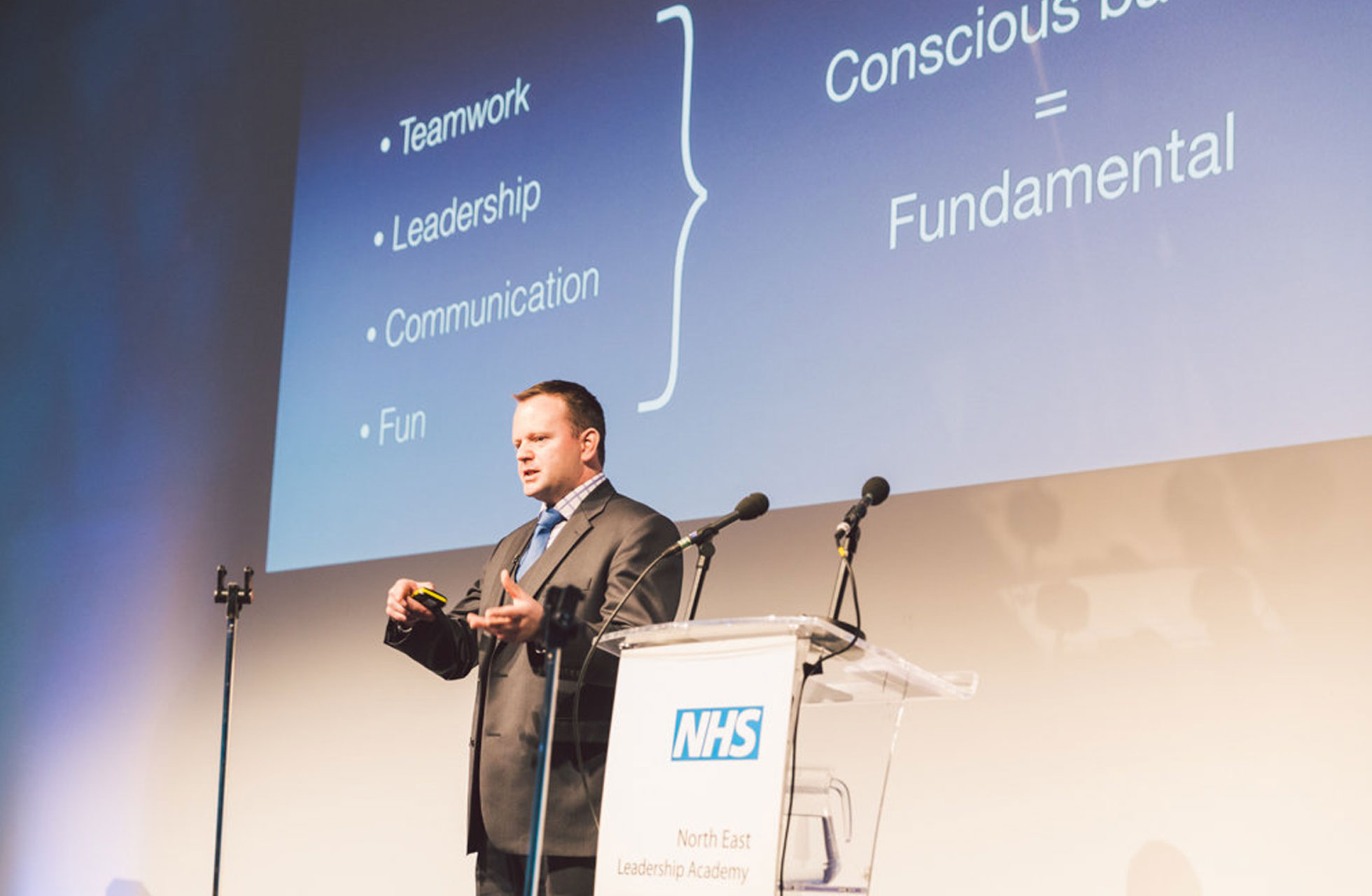 adam-tuffnell-speaking-at-nhs-conference